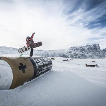 Snowpark King Laurin sull'Alpe di Siusi