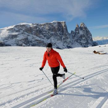 80 km Langlaufläupen in Südtirol